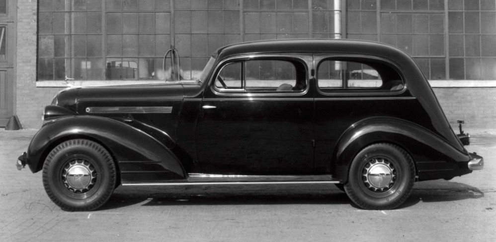 Car Style Critic: First-Generation American All-Steel Roofs | Art ...
