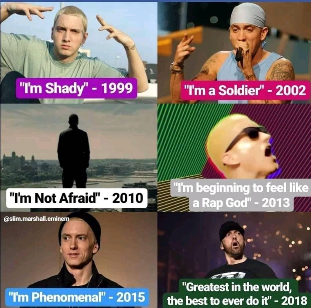 Pin by Jackie Trujillo on Eminem in 2020 Eminem, Rap