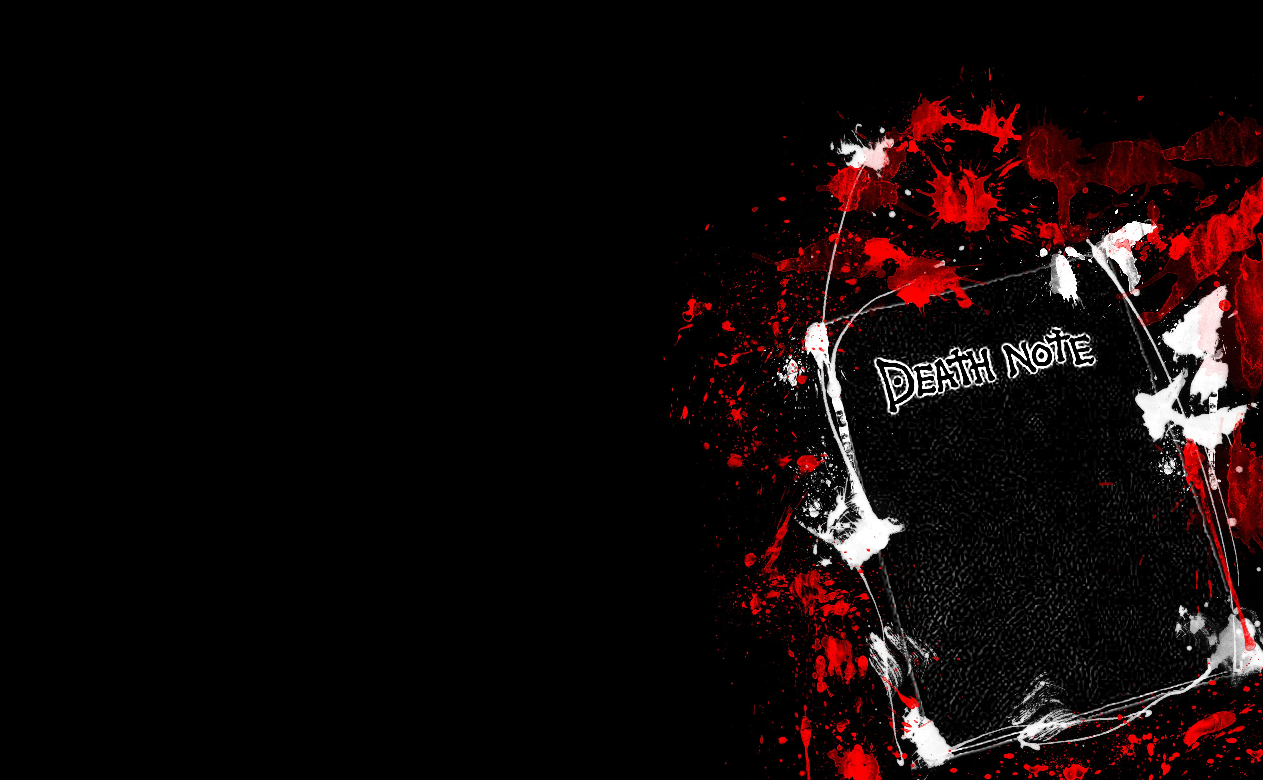 Image for Free Death Note Anime HD Wallpaper 42 Stuff to