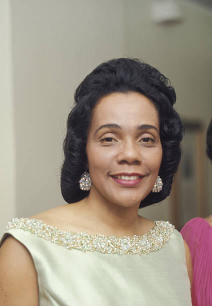 1,723 Coretta Scott King Photos and Premium High Res ...