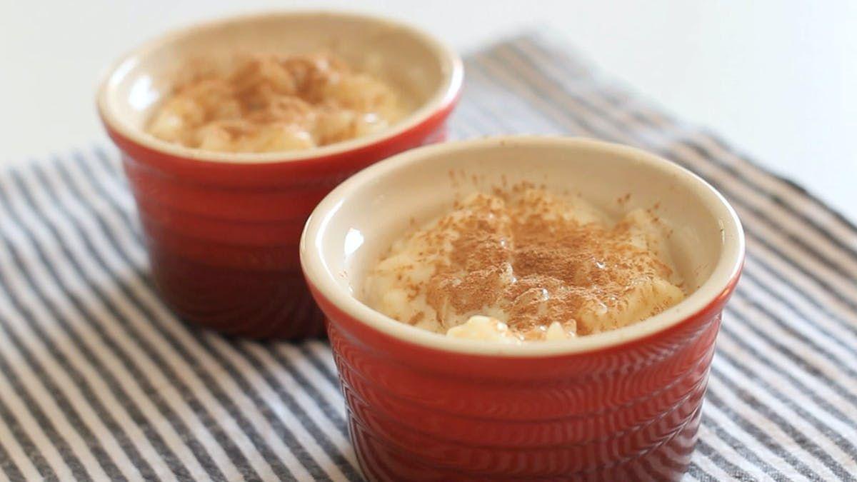 Rice Pudding | Recipe in 2020 | Recipes, Milk recipes ...