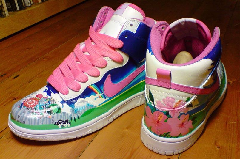 dunks shoes