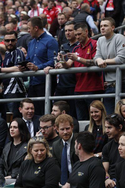 Prince Harry Photos Photos Prince Harry Attends The Army V Navy Match At Twickenham Prince Harry Photos Army Vs Navy Prince Harry