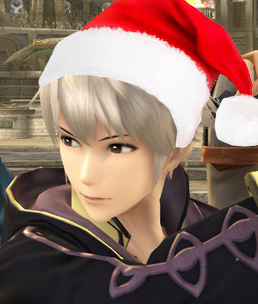 Christmas Robin edit by radiantherooflegend | ☆ Fire Emblem Saga ...