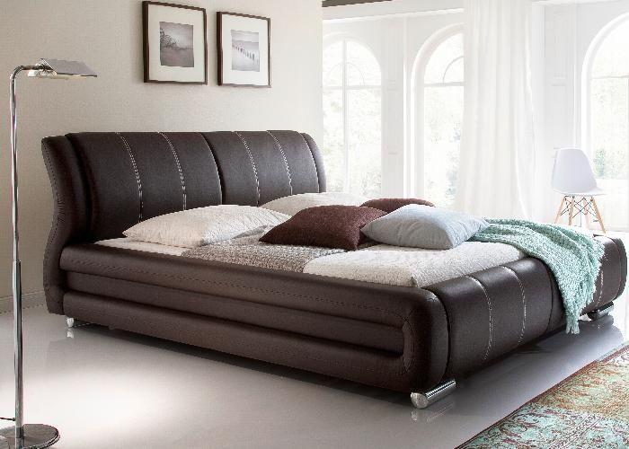 Polsterbett Mailand Design für ihr Schlafzimmer #bedroom #bed