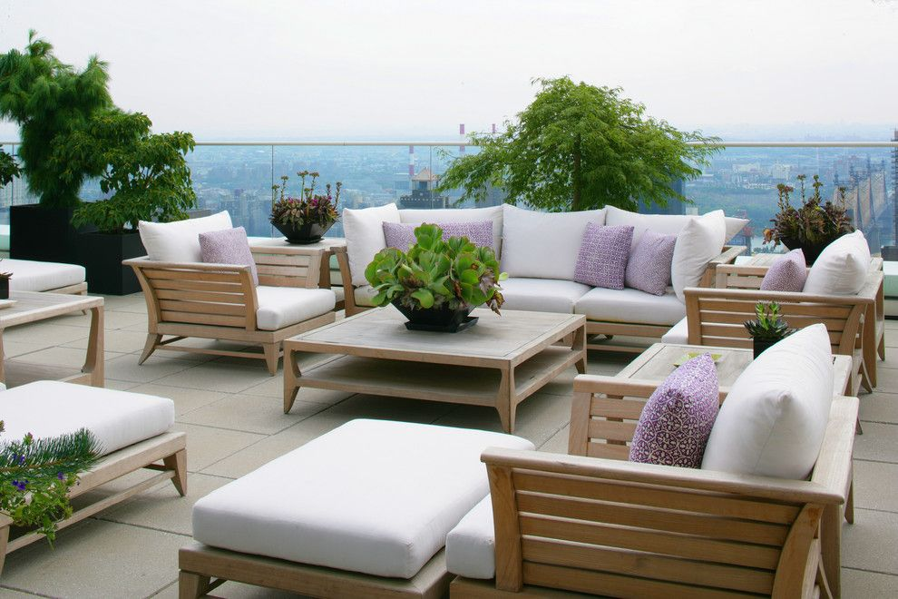 Garden Furniture Decking enchanting outdoor patio with contemporary furniture set and floor