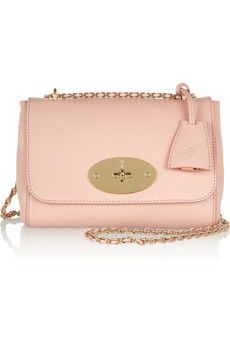 Mulberry Lily textured-leather shoulder bag  eb760be8ffa47