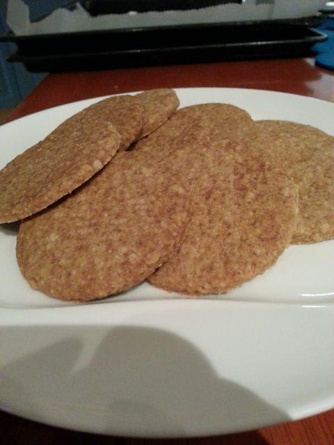 RASVATTOMAT Digestive keksit