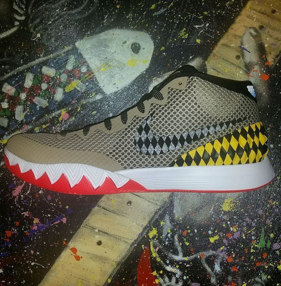 Nike Kyrie 1 Warhawk Sample PE Size 11