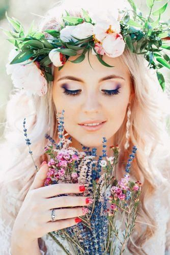 33 Inspirational Bridal Makeup Ideas | Beach wedding ...
