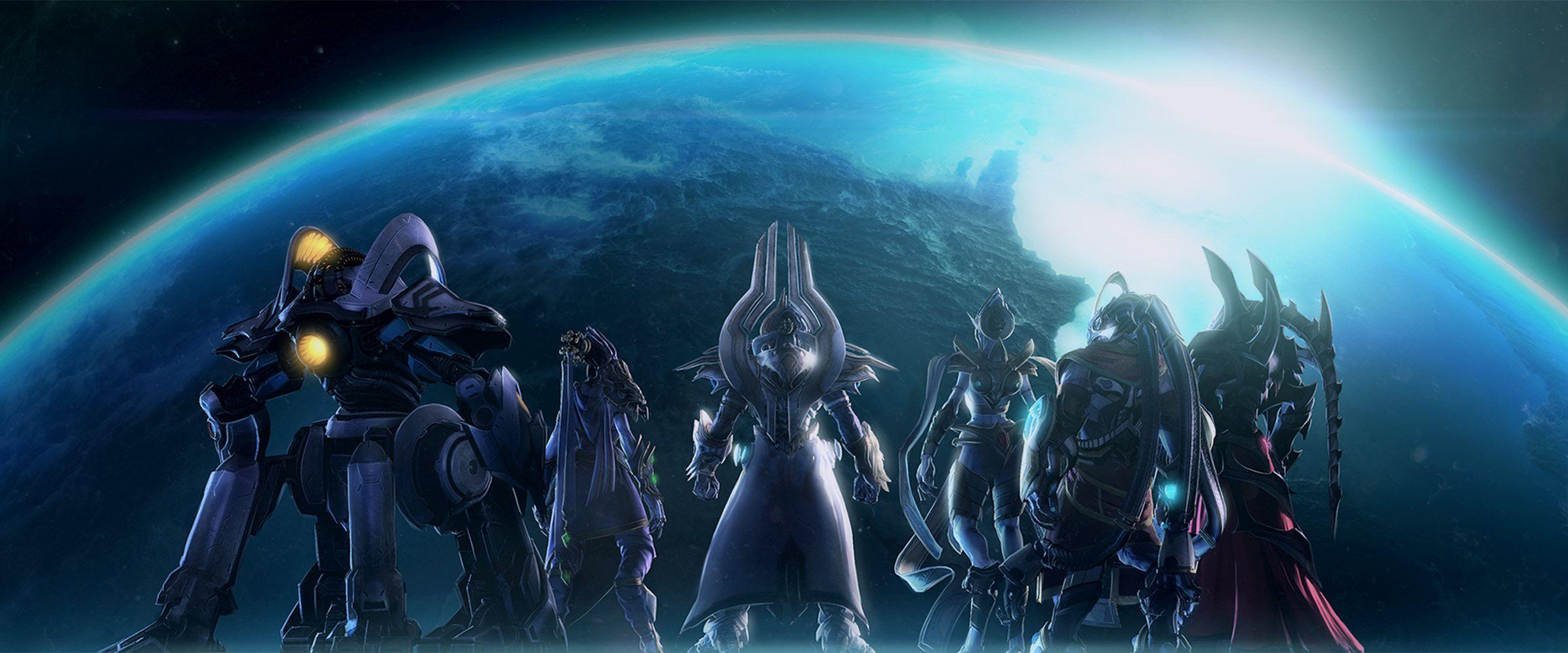 Starcraft 2 Templar's Return #games #Starcraft #Starcraft2