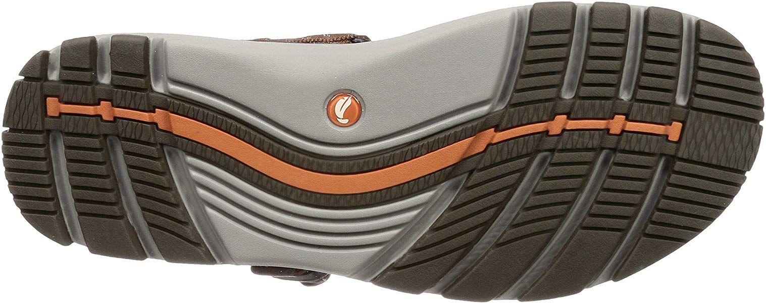 f8766c7e85 Clarks Men's Un Trek Part Sling Back Sandals, Brown (Dark Tan Leather), 11  UK: Amazon.co.uk: Shoes & Bags