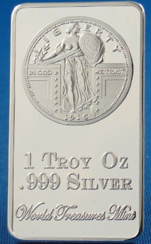 1 Troy Ounce 999 Silver Clad Ingot S 9 99 Bestseller Gold And Silver Coins Coin Collecting Silver Coins