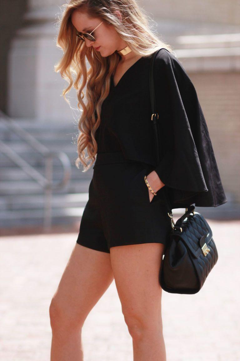 Cape | Blogger Inspiration | Florida fashion, Fashion, Rompers