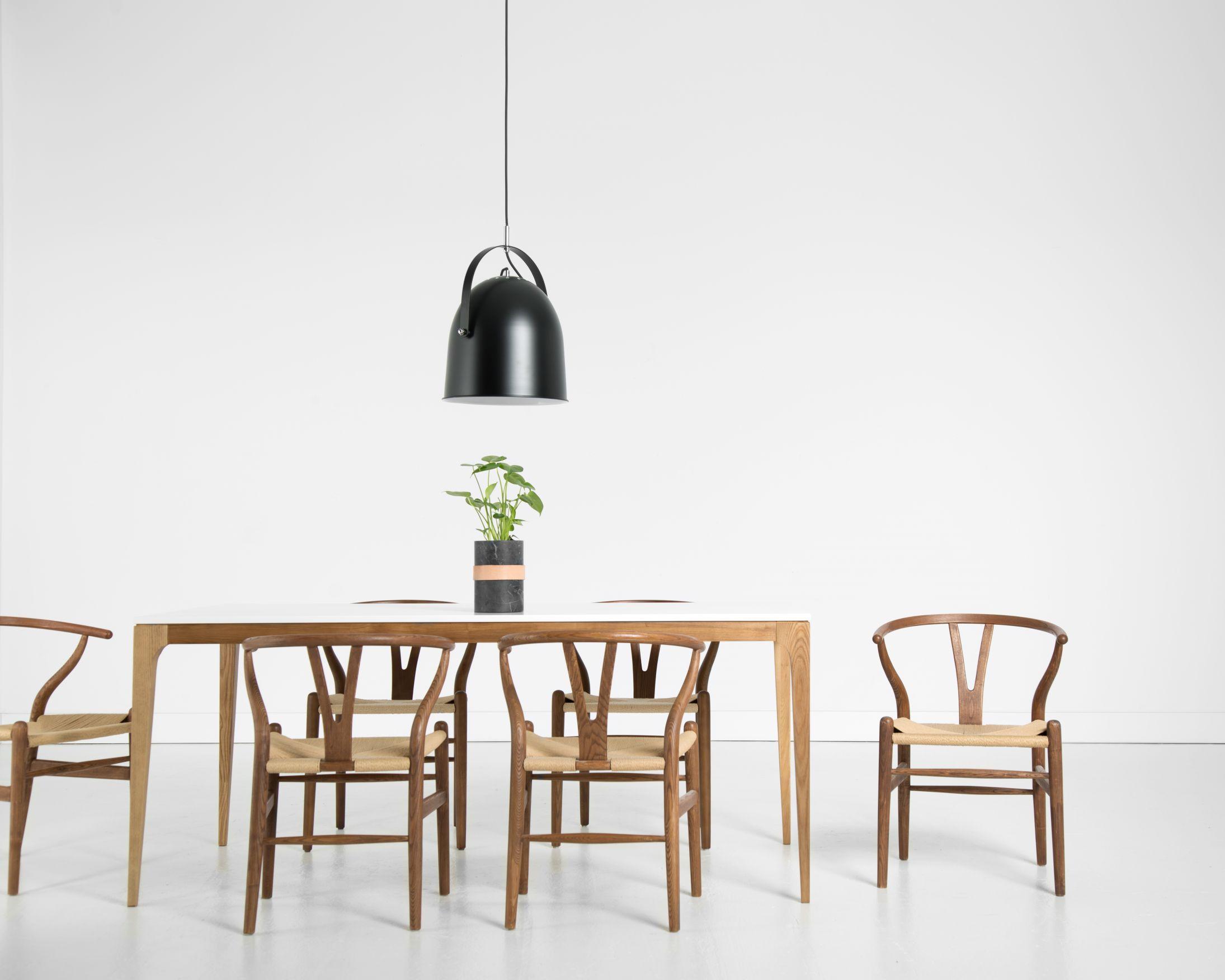 Rectangular Lars Dining Table 7 Piece Dining Set Rove Concepts