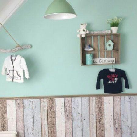 Super Babykamer mintgroen - inspiratie voor de babykamer (met OV-25