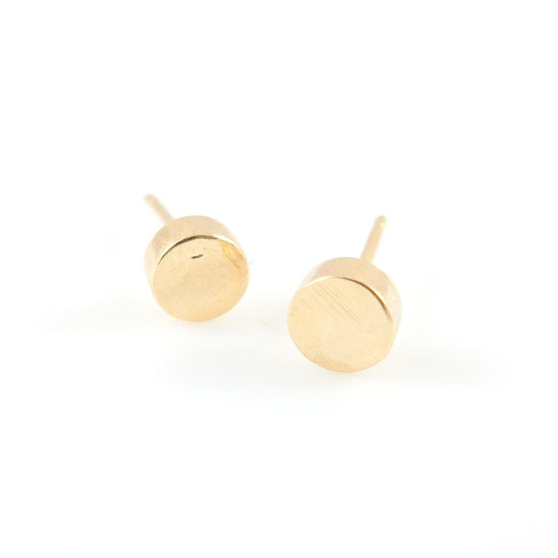 Baleen 3D Circle Studs - http://shopbaleen.com/collections/new-arrivals/products/3d-circle-studs