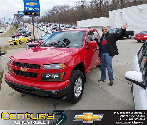 Happy Anniversary To Michael A Tranovich On Your 2012 Chevrolet