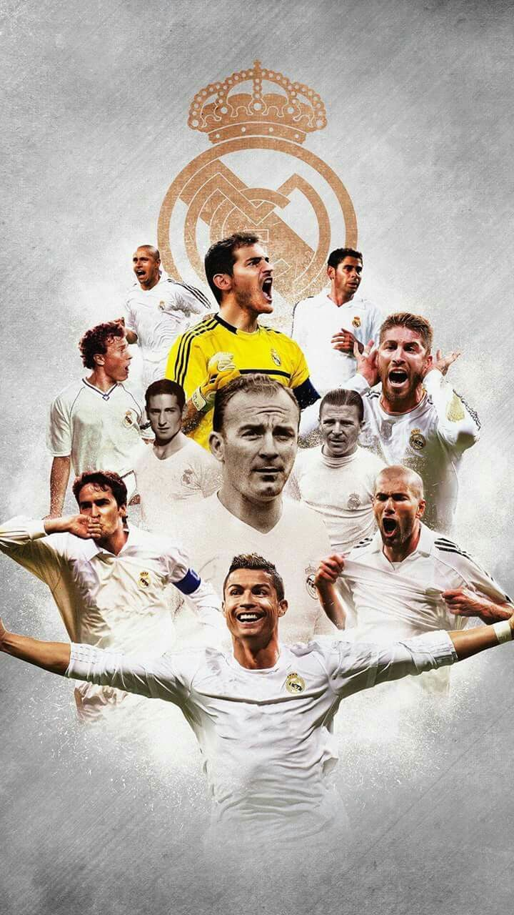 Real Madrid 39 S Legends Real Madrid Wallpapers Madrid Wallpaper Real Madrid Football