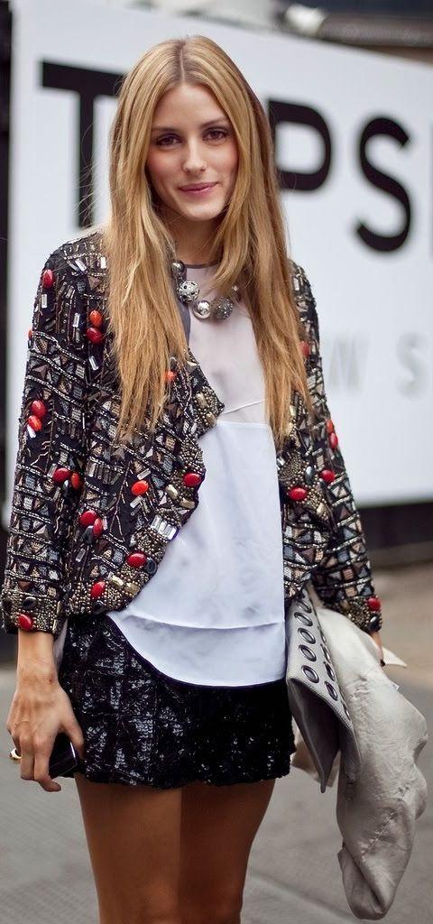 #olivia palermo #supercool #fashionicon