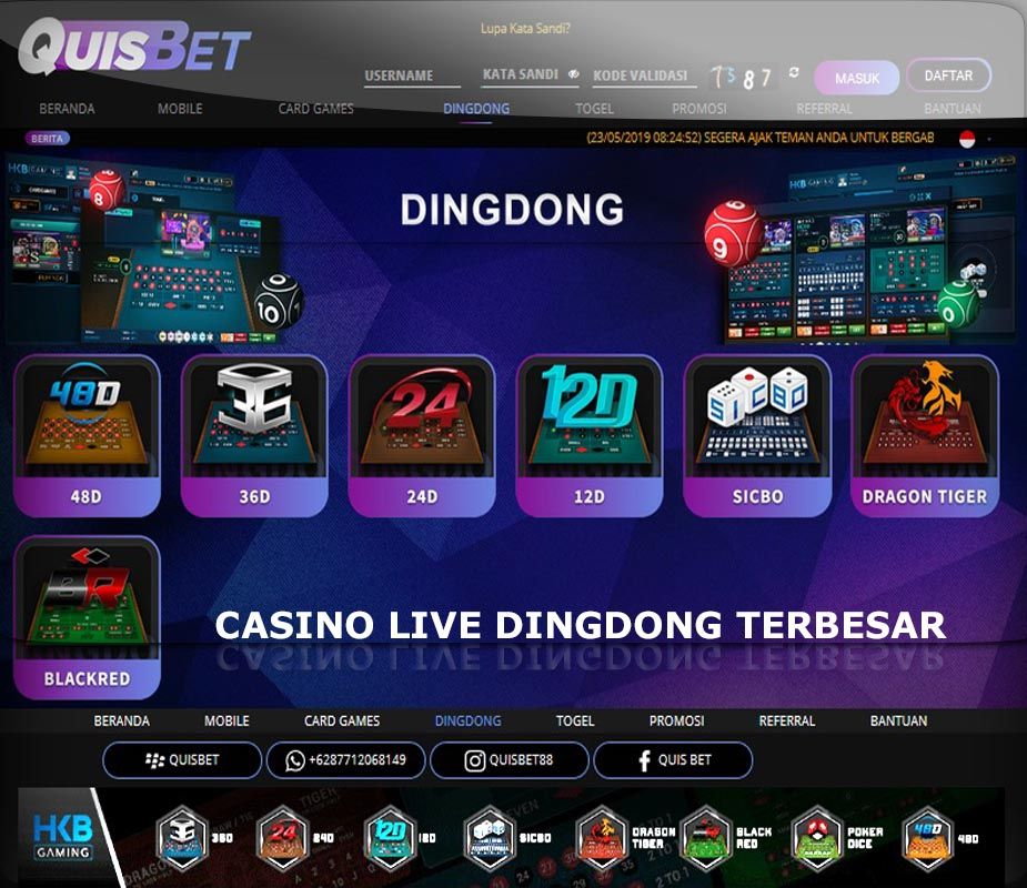 Casino Online Persandian Kartu Lorem Ipsum