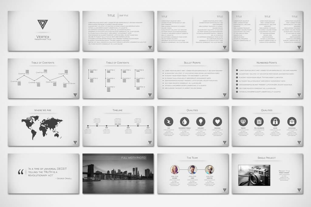 Pin by maegandanielledesign on layout designspiration pinterest template presentation layoutbusiness presentationpowerpoint toneelgroepblik Gallery