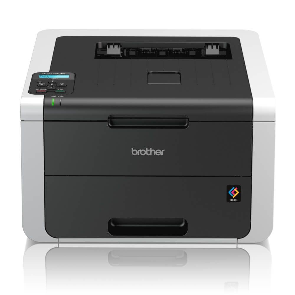 Brother Hl 3170cdw Colour Laser Printer Printer Laser Printer Brother