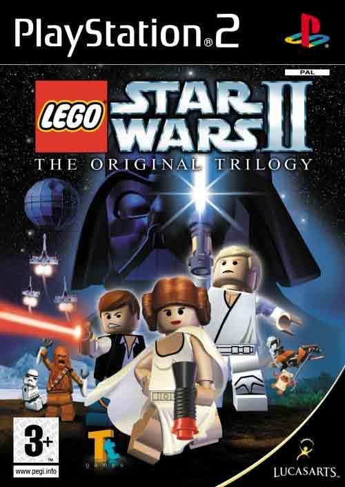 Lego - Star Wars - PS2