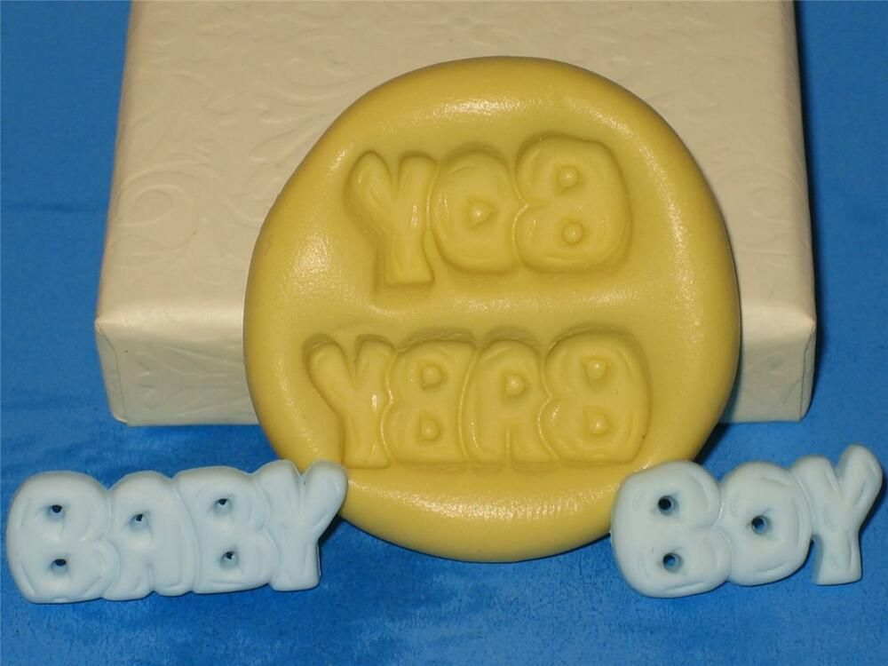Shrek Silicone Push 2D Mold Mould Food Safe A435 Cake Topper Decoration