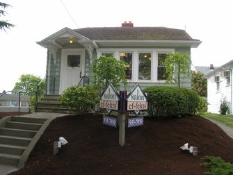 """""""salon ef-fekts""""Serving West Seattle since 1995. 5409 California Ave S.W. Seattle"""
