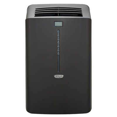 idylis 13 000 btu portable air conditioner with heater baby