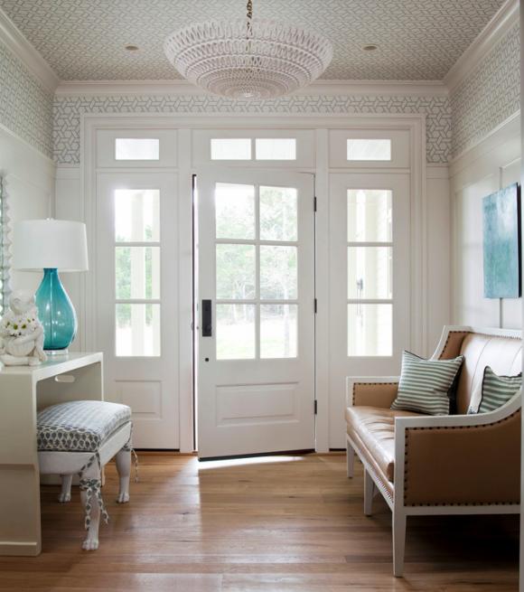 Arkansas lake home, design by Bear Hill Interiors   FUN THINGS FOR ...
