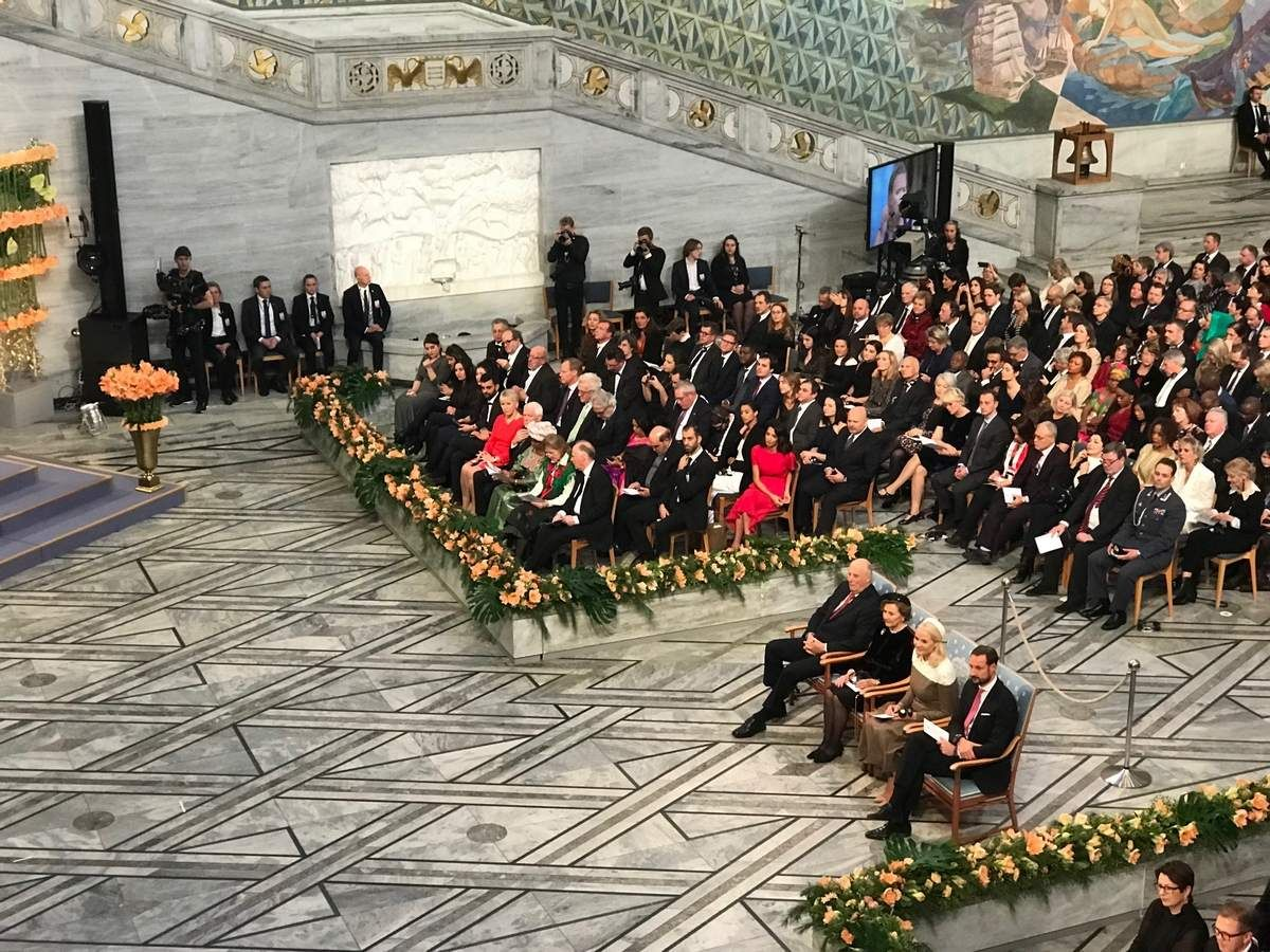 A journey to Oslo for family heritage, food and the Nobel