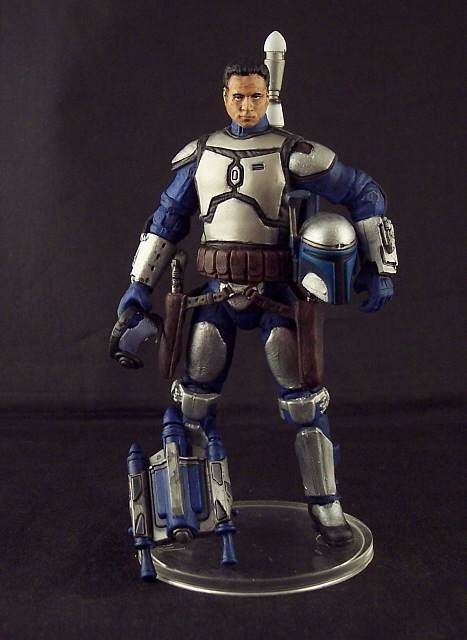 Stronox's Custom Lab: Star Wars Jango Fett