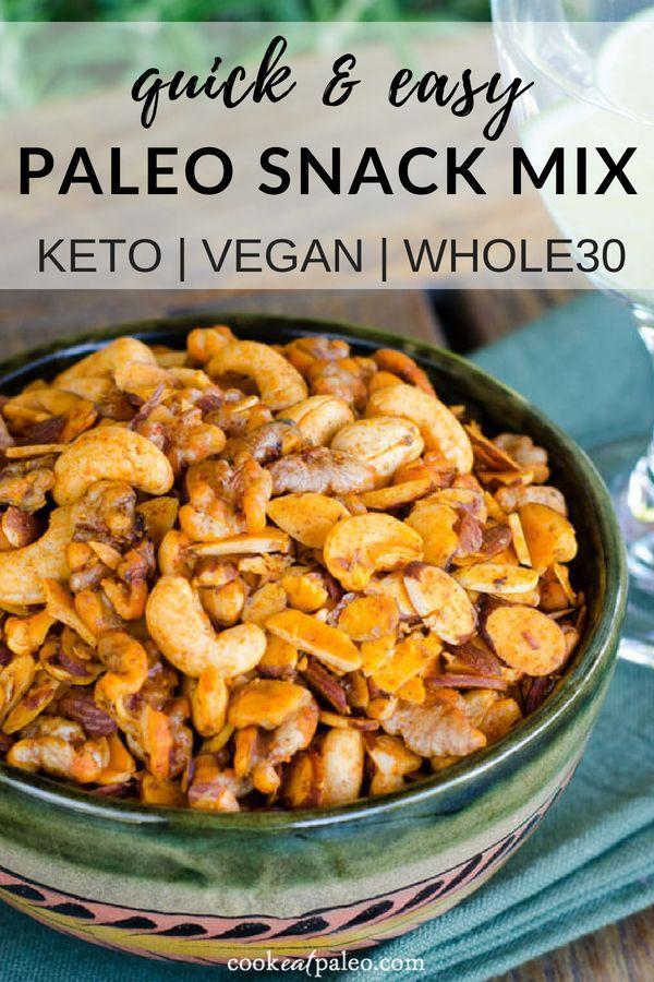 Paleo Snack Mix images
