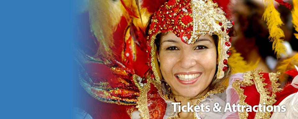Tickets & Attractions #NFocusTravelNetwork