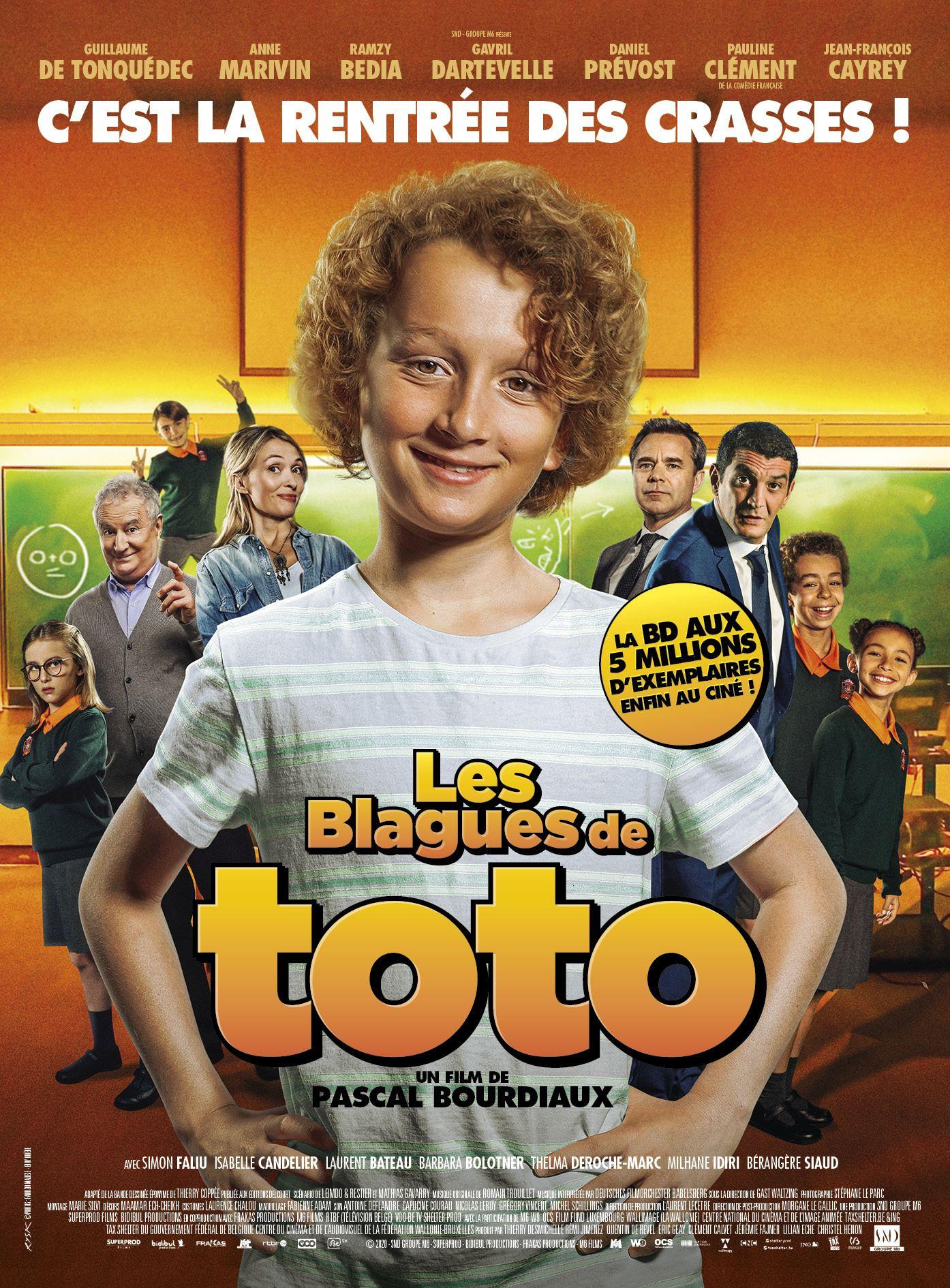 Les Blagues De Toto Blague De Toto Film Pour Enfants Films Complets