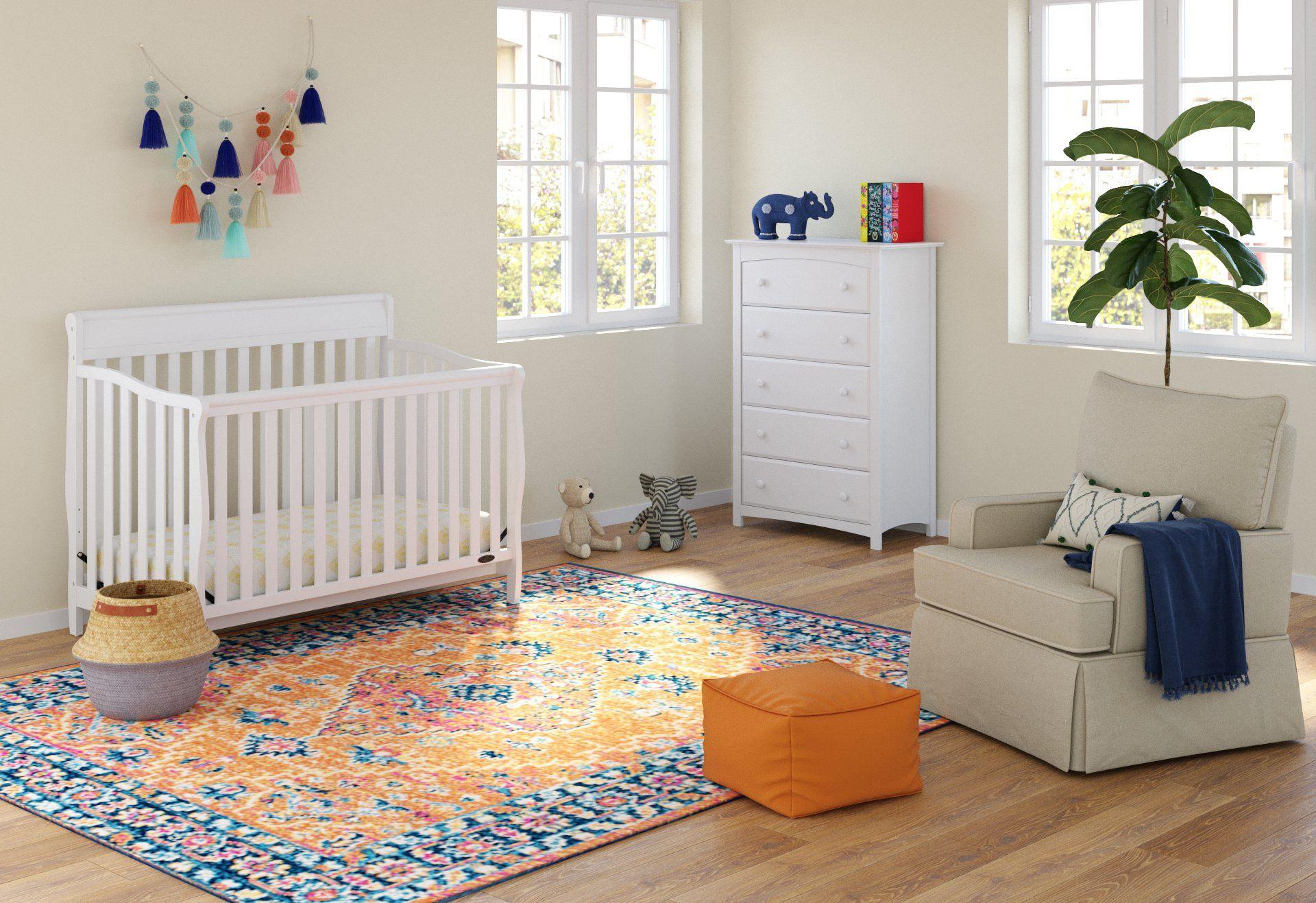 Storkcraft Kenton 6 Drawer Dresser White Storkcraft 6 Drawer Dresser Dresser Drawers [ 1000 x 1000 Pixel ]