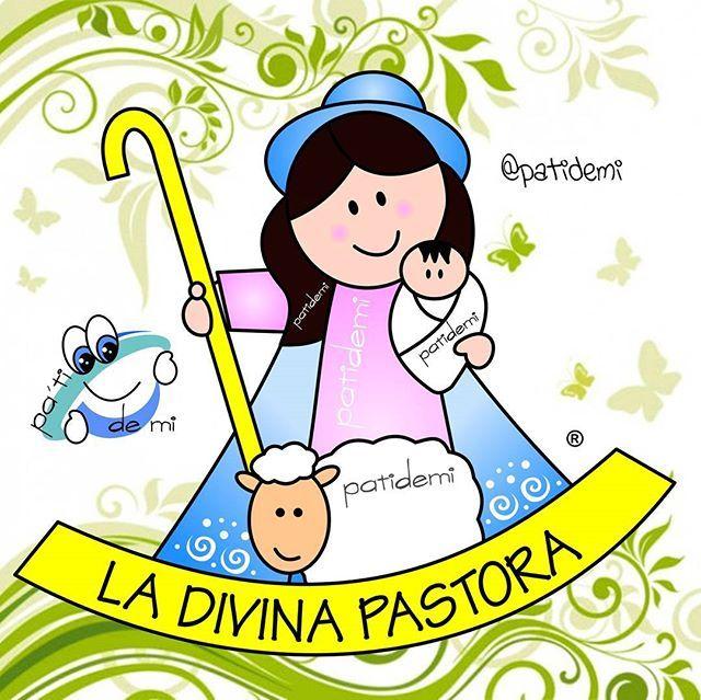 b575e490eb08 Divina Pastora | Santos plis | Pastor, Divina pastora y Virgen milagrosa