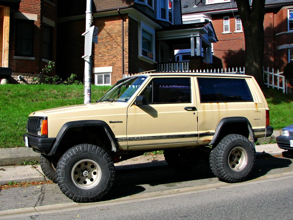 Lifted Jeep Cherokee Xj Photos Free Photos Lifted Jeep