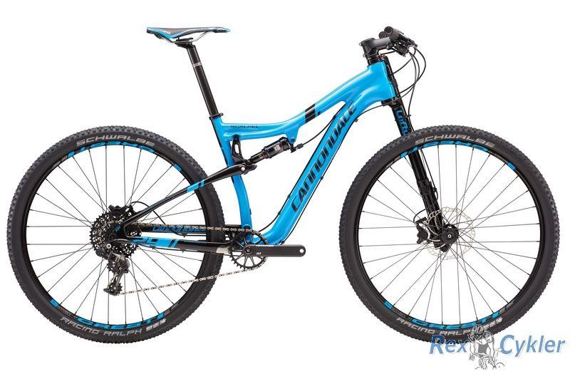 Mtb 29 Fully Cannondale 2016 29 M Scalpel Crb 2 Blu Md Cannondale Bike