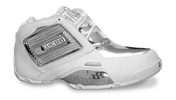4edad1c042e Chris Webber dada signature shoes