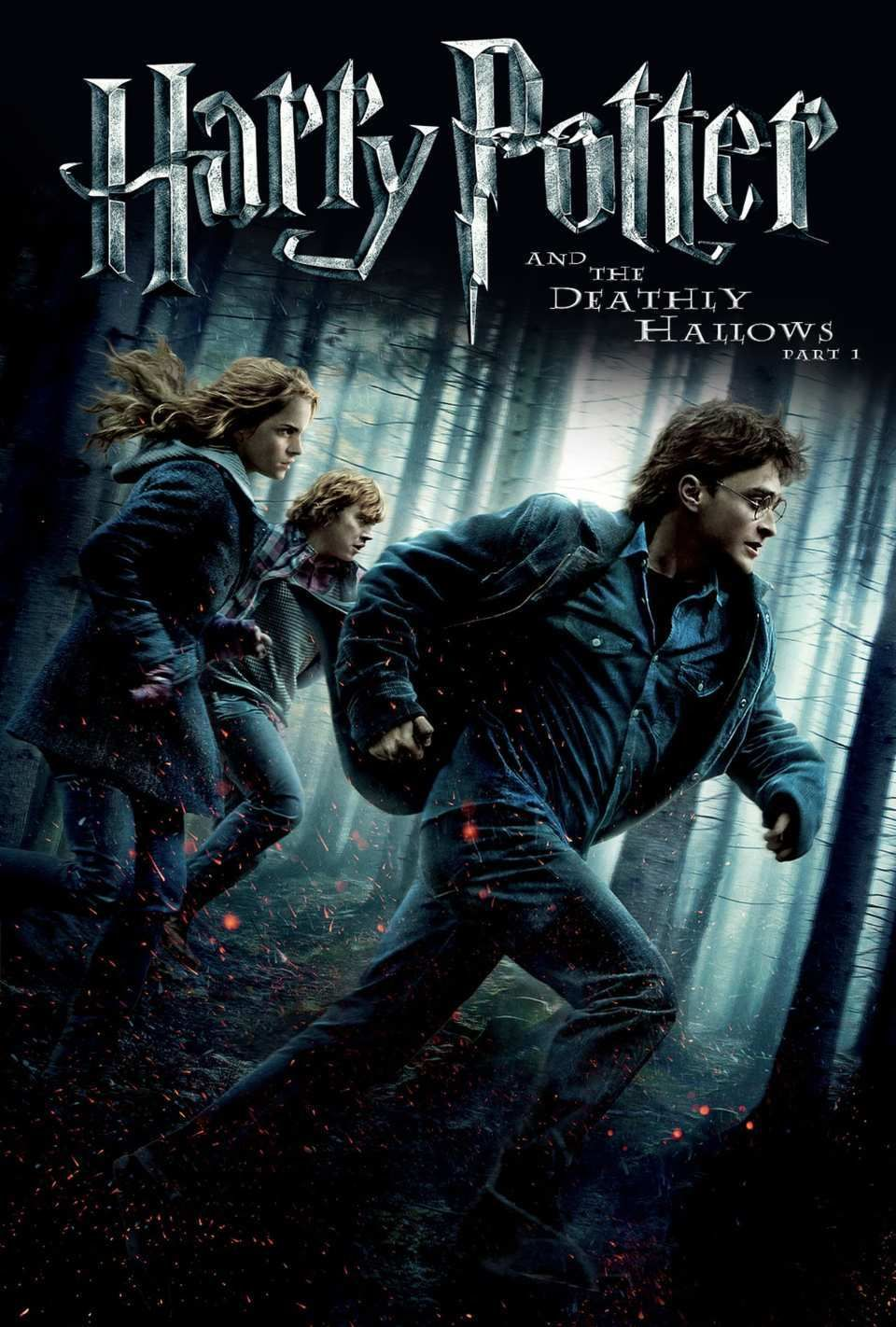 Read The Harry Potter And The Deathly Hallows Part 1 2010 Script Written By Steve Kloves And J K Rowling In 2020 Harry Potter Movies Harry Potter Dvd Harry Potter