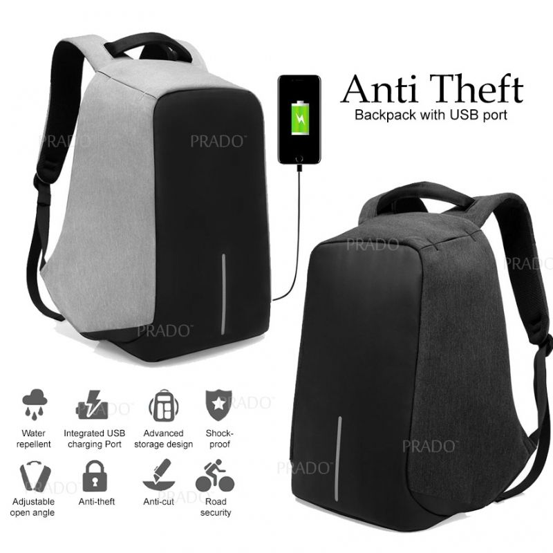Safest Backpack It Is Also The Most Convenient Backpack From Anti Theft Backpack Backpacks Anti Theft Backpack Anti Theft