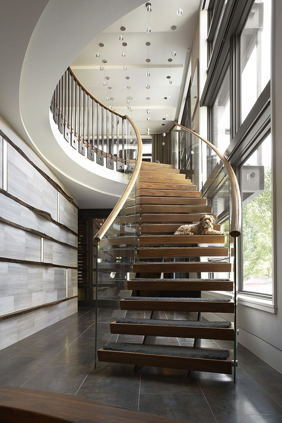 These Open Staircase Ideas Will Revolutionize Your Home ...