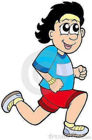 Royalty Free Stock Photo Cartoon Running Man Man Vector Running Man Cartoon