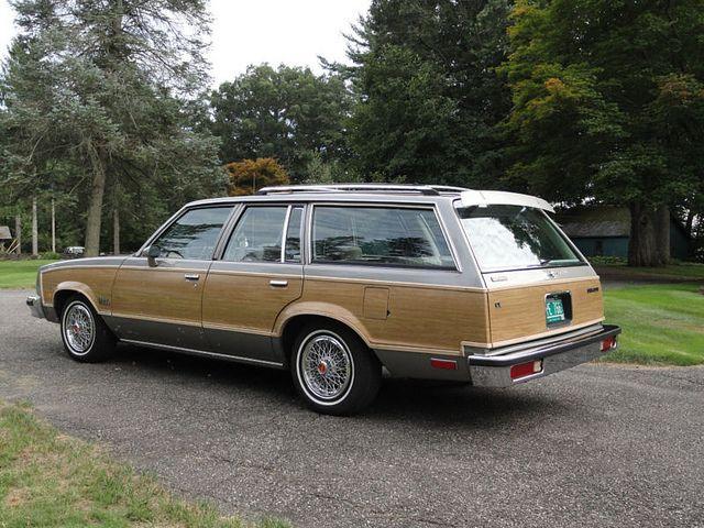 Chevrolet Malibu Classic Estate Station Wagon First Car