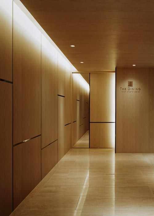 Corridor Design Ceiling: WORKS [COMMERCIAL SPACE]