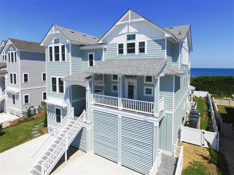 Coastal lunasea 302 vacation rentals corolla l saltwater pool l 9 bedroom oceanfront