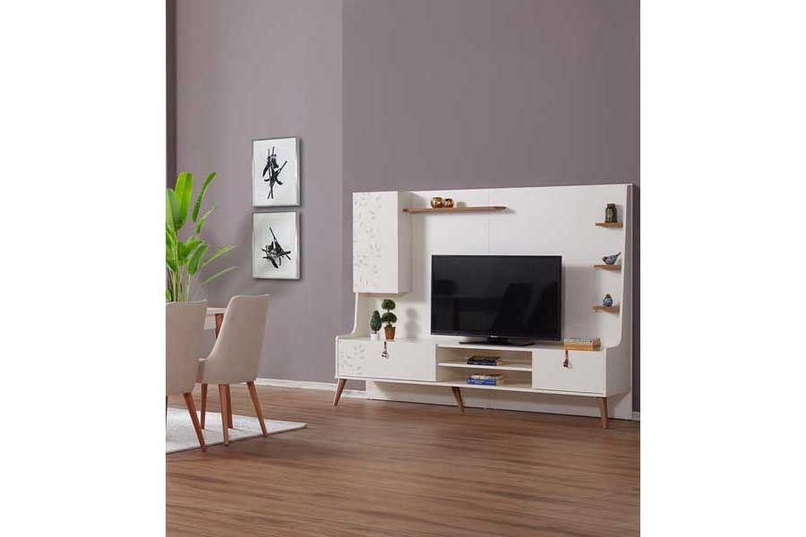 tezel fiore tv unitesi mobilya fikirleri ev mobilyalari mobilya